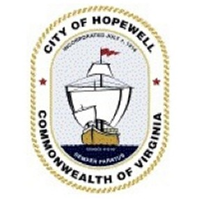 Hopewell logo locksmith service virginia