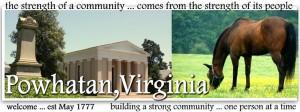 Powhatan County Virginia