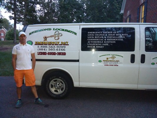 Car Locksmith Richmond VA